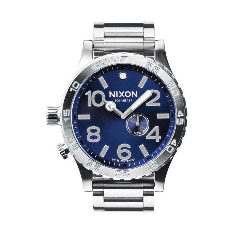 NIXON 51-30 Tide Stainless Steel Bracelet