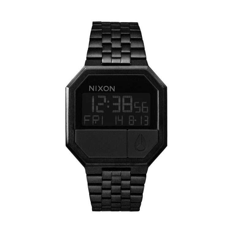 NIXON Re-Run Digital Stainless Steel Bracelet