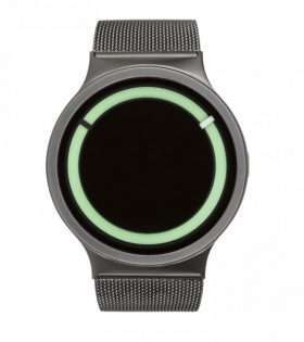 ZIIIRO Eclipse Steel Gunmetal Mint.