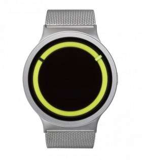 ZIIIRO Eclipse Steel Chrome Lemon.