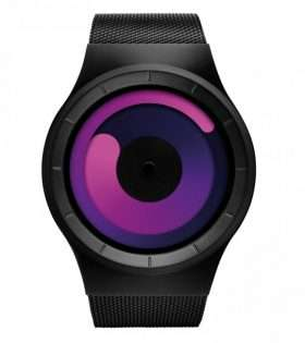 ZIIIRO Mercury Black / Purple.