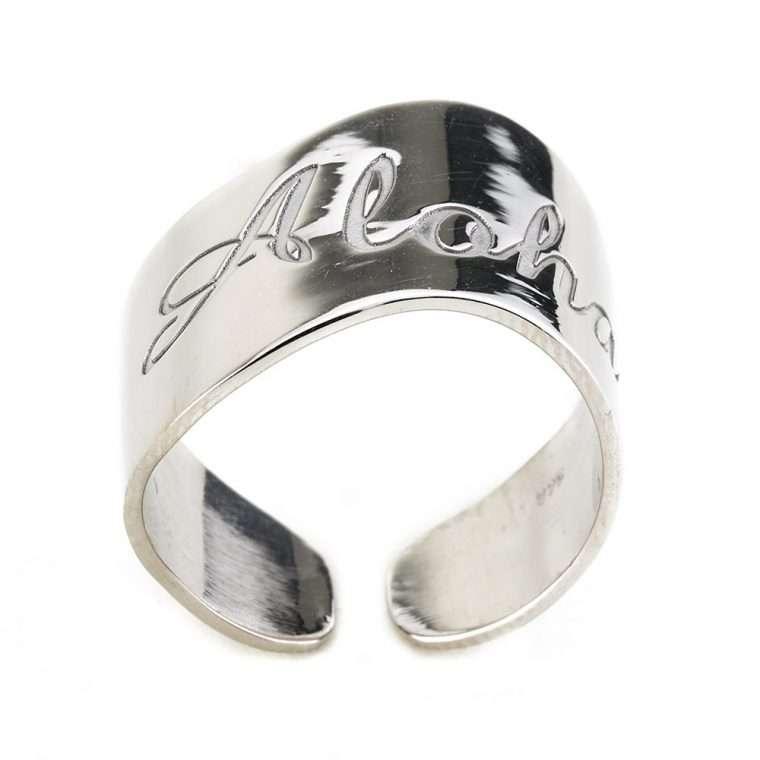 Γυναικείο Ασημένιο δαχτυλίδι NO.872