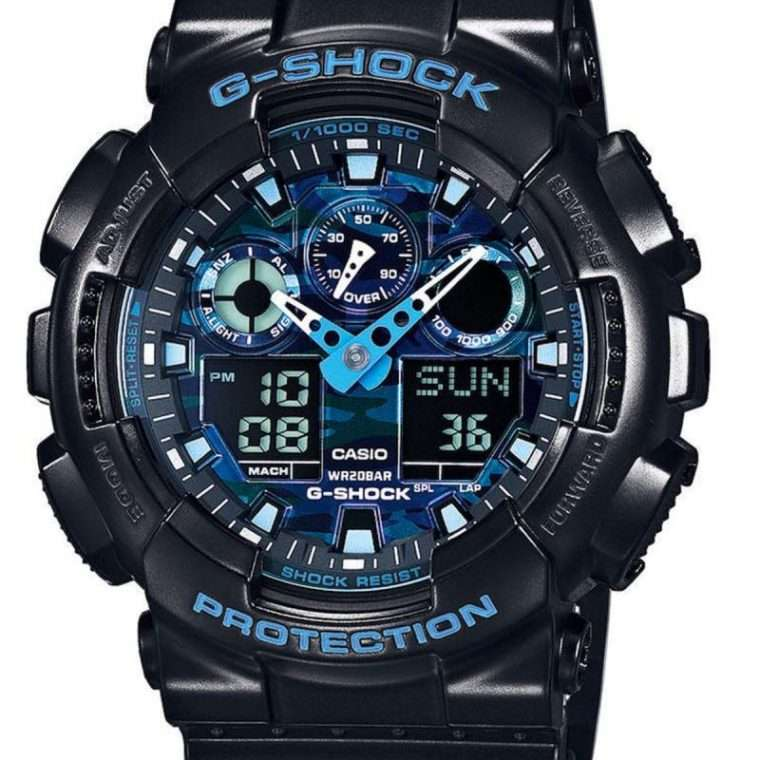 Casio G-shock 100CB-1AER