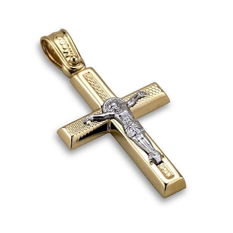 Σταυρός χρυσός 14 καρατίων, Νο. 905